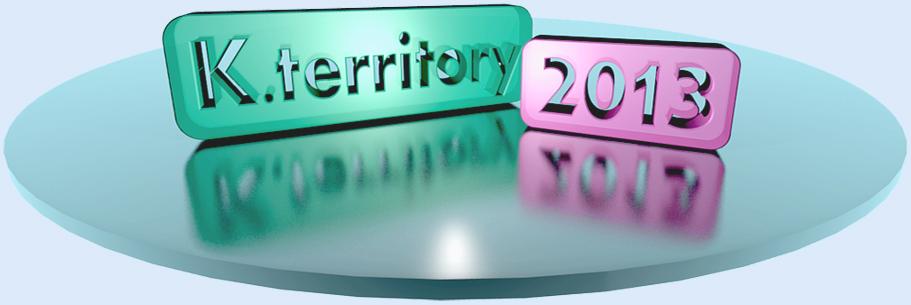 K.territory 2013